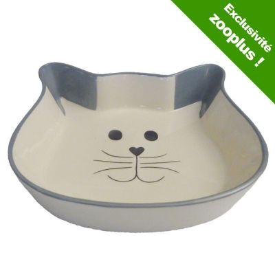 gamelle chat ceramique
