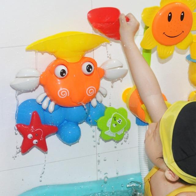 jeux de bain pour bébé