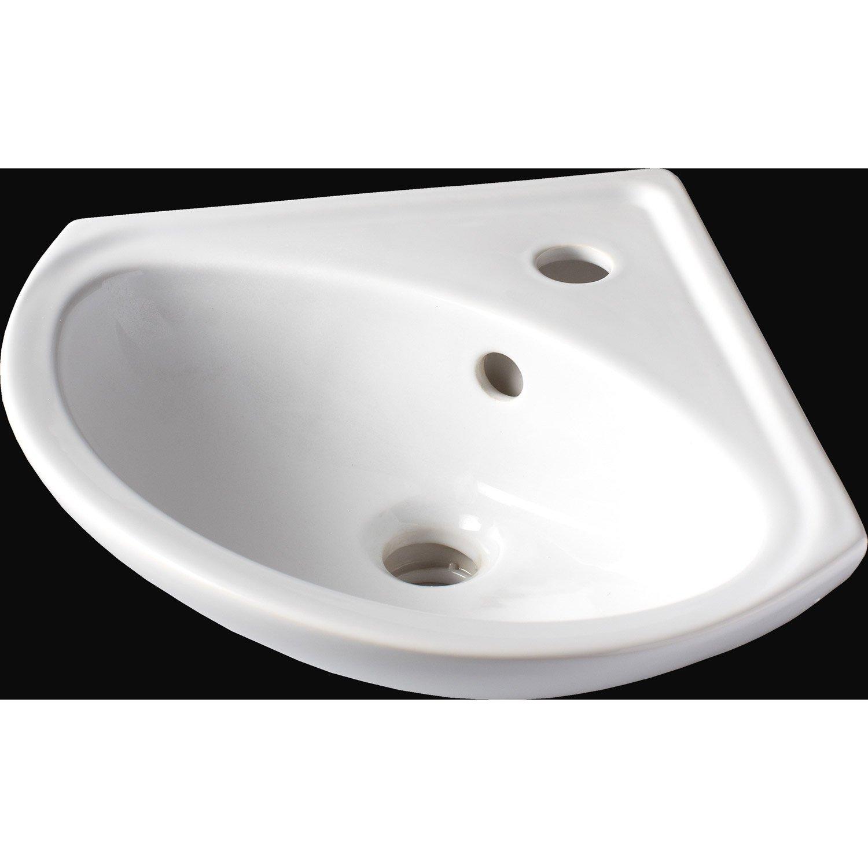lavabo d angle