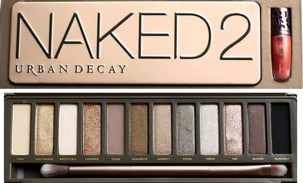 naked maquillage