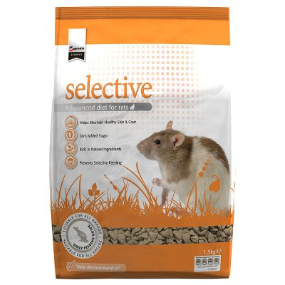 nourriture pour rat