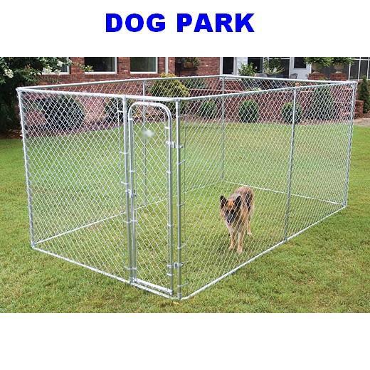parc à chien
