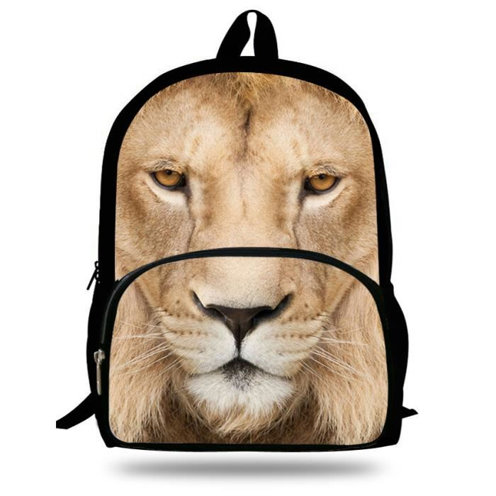 sac à dos lion