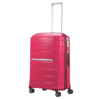 valise rose samsonite