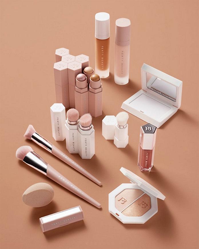 maquillage fenty beauty