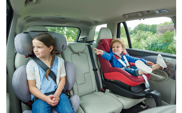 siege auto norme