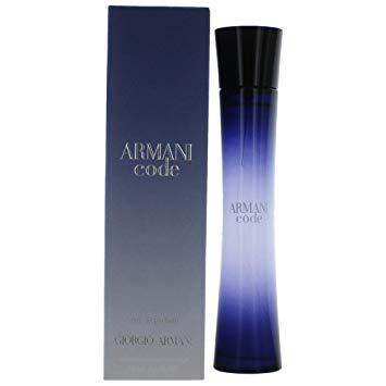 code parfum