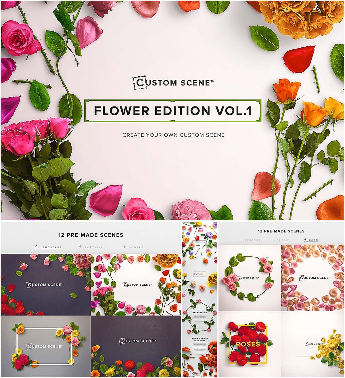 edition flower