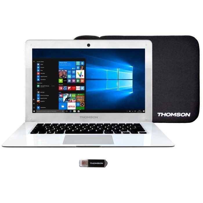 ordinateur portable thomson