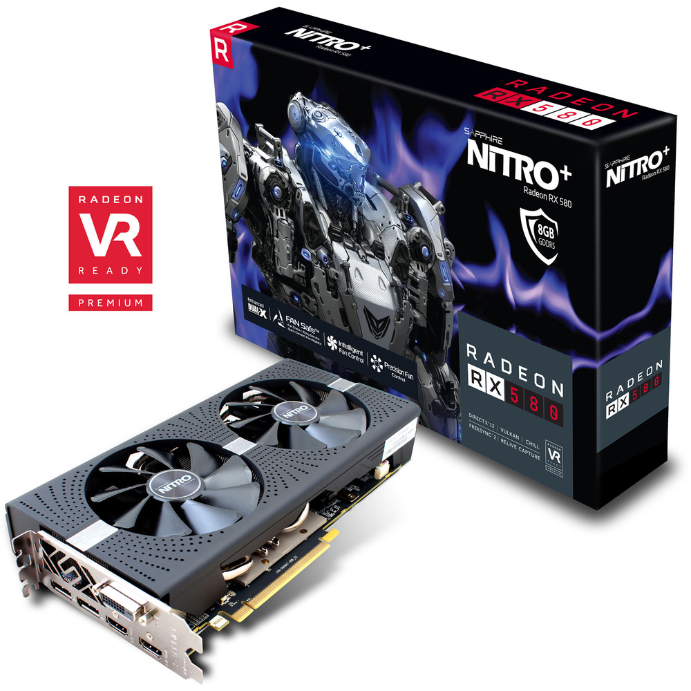 rx 580 8go
