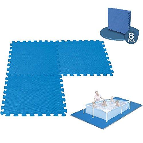tapis de piscine