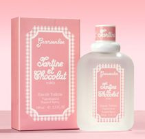 tartine et chocolat parfum rose