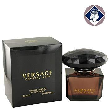 versace crystal noir eau de parfum 90ml